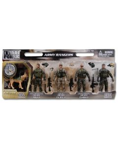 Elite Force Army Rangers