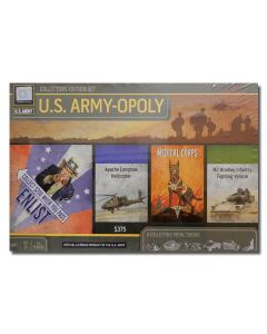 US Army-Opoly Game