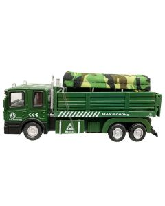 "Assorted 6"" Diecast Military Vehicles"