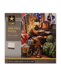 1000 Piece Men of Honor Puzzle