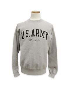 Adult Oxford Grey Crew Neck Sweatshirt