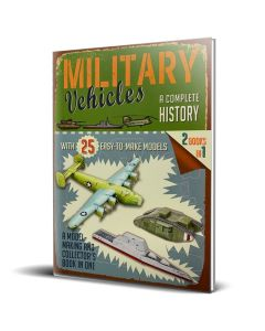 Military Vehicles, A Complete History Book