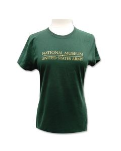 Ladies NMUSA Logo T-Shirt