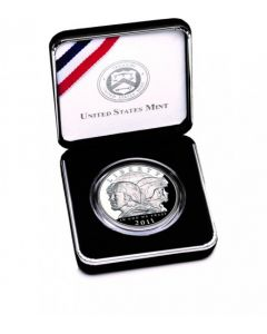 Silver Dollar Commemorative Coin