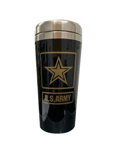 US Army Tumbler Bronze/Black