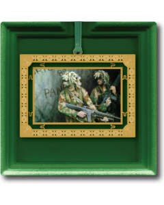 2015 National Museum of the U.S. Army Ornament, Operation JUST CAUSE