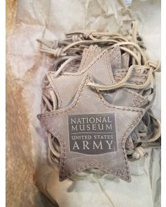 2018 National Museum of the U.S. Army Leather Star