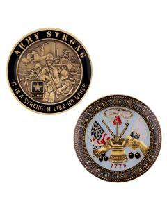 Army Strong It Is A Strength Like No Other Challenge Coin