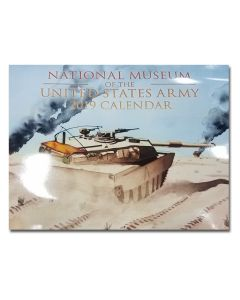 2019 National Museum of the United States Army Calendar