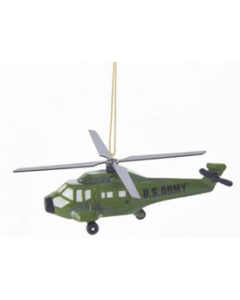 U.S. Army Helicopter Ornament