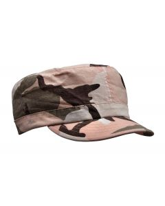 Ladies Pink Vintage Fatigue Cap