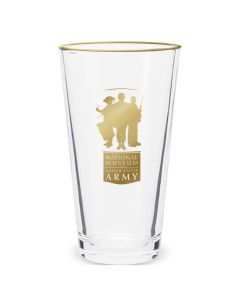 National Museum United States Army Pint Glass