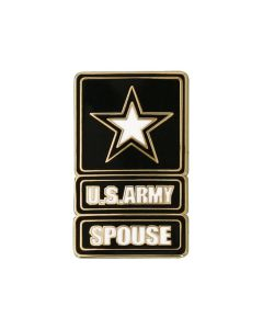 U.S. Army Spouse Pin